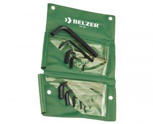 Jogo Chave Allen Curta 4 à 14mm  220.401 Belzer