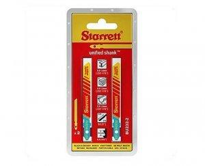 Cartela de Lâminas para Serra Tico-Tico BU232-2 Starret