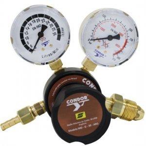 Regulador de Pressão para Argônio MD G 30