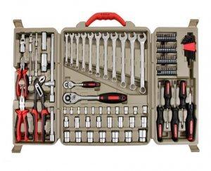 Jogo de ferramentas com 110 pçs Mayle