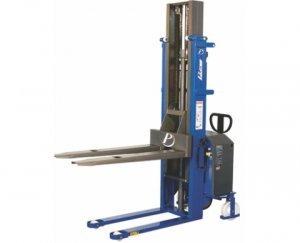 Empilhadeira Semi-Elétrica Elevação 1600 mm 1 Tonelada Paletrans