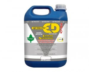 Desengraxante de alto impacto  ED  SOLV  (5 litros)