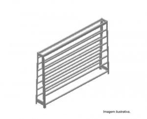 Estrutura para Estante Porta-Componentes Marcon