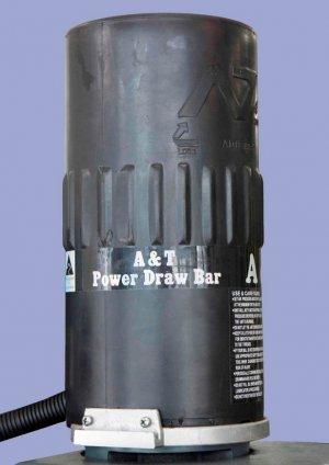 Sistema Pneumático Troca de Ferramentas  5HP Draw Bar