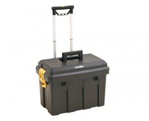 Caixa plástica para ferramentas com roda CRV 0200 Vonder