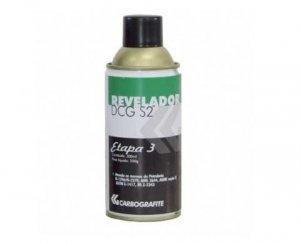 Revelador DCG S2 Etapa 3 - 300 ml Carbografite
