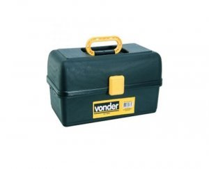 Caixa Plástica para Ferramentas VD3001 Vonder