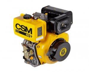 Motor a Diesel Estacionário 9HP MD186 CSM