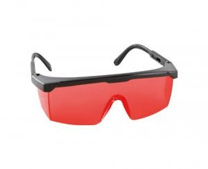 Óculos foxter vermelho Vonder