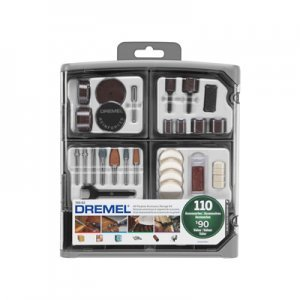 Kit 709 c/110pcs Dremel