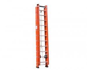 Escada de fibra extensível 10 degraus