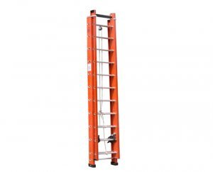 Escada de fibra extensível 14 degraus