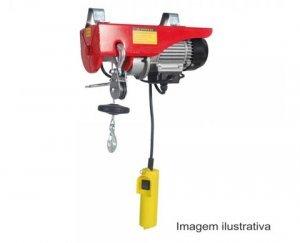 Guincho coluna elétrica 100/200 kg H-A101 220V Motomil