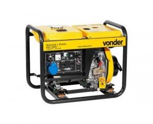 Gerador a diesel GDV3600 Vonder