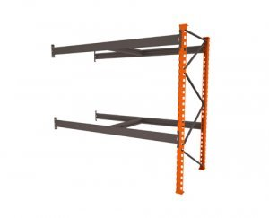 Extensão lateral porta paletes 2400 mm cód.6139 Presto