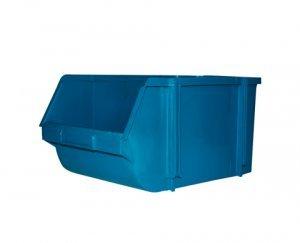 Caixa plástica nº7 azul Presto