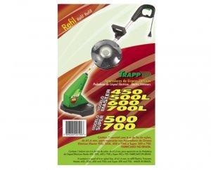 Refil c/fio nylon p/aparador grama Master 450/600/500L/700L Trapp