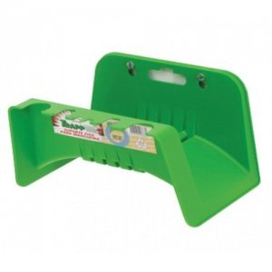Suporte Plástico Verde de Parede para Mangueira SM-30 Trapp