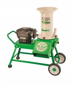 Triturador Forrageiro Residuos Tr 200g Trapp A Gasolina