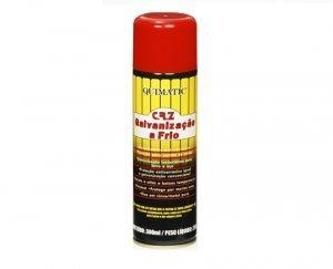 Galvanização a Frio CRZ  Spray 300 ml