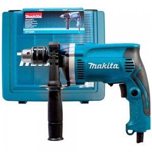 Furadeira de Impacto 13 mm  710W com Maleta 220V Makita