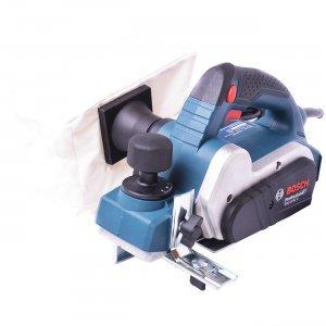 Plaina elétrica 82mm GHO 16-82 D com duas lâminas Bosch