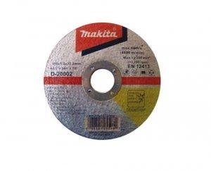Disco de corte inox 115 X 1,2 X 22,23 (4.1/2