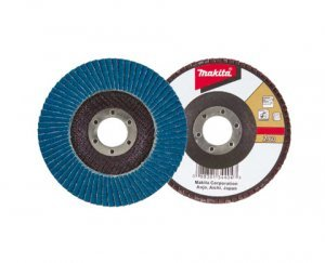 Disco flap disc 115 x 22 G80 Inox Makita