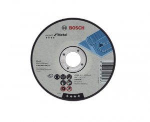 Disco de corte reto 230X3X22,23mm Bosch
