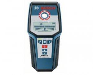 Detector de materias GMS 120 profissional Bosch