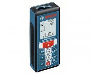 Trena-Medidor distância a laser GLM80 Bosch