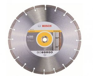 Disco diamantado prof. 350 X 20 X 25,4 mm Bosch