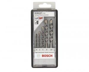 Jogo de broca para concreto com 5 pçs Bosch