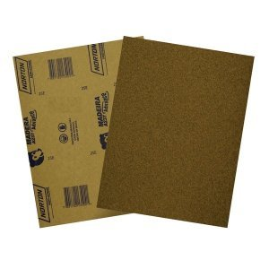 Folha de Lixa para Madeira Grão 120 A 237 Norton