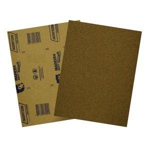 Folha de Lixa para Madeira Grão 220 A 237 Norton