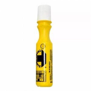 Marcador Industrial Ponta Média 3mm Amarelo 60ml Baden