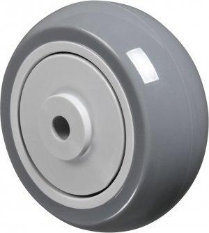 Roda 312 BP-PVC Cor Cinza 60kg