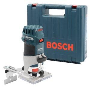 Tupia Laminadora 600W  6-8mm 220V  GKF 600 Bosch