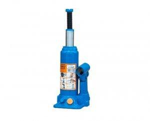 Macaco hidráulico manual tipo garrafa c/alavanca CJ2 Bovenau