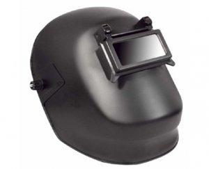Máscara de Solda Polipropileno Visor Fixo com Catraca