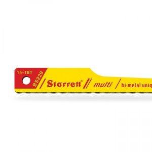 Cartela de Lâminas para Serra Tico-Tico BS229-5 STARRETT