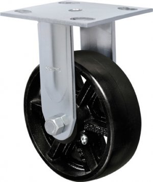 Rodízio Fixo FS 514 FR F - Ferro Fundido 300kg