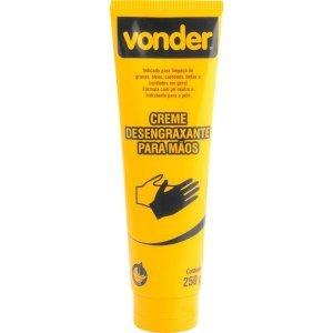 Creme Desengraxante para Mãos 250g Vonder