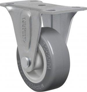 Rodízio Fixo FLAP 210 BP-PVC 30kg