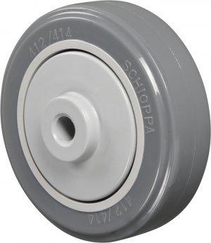Roda - 514 BPE-PVC Cor Cinza 115kg