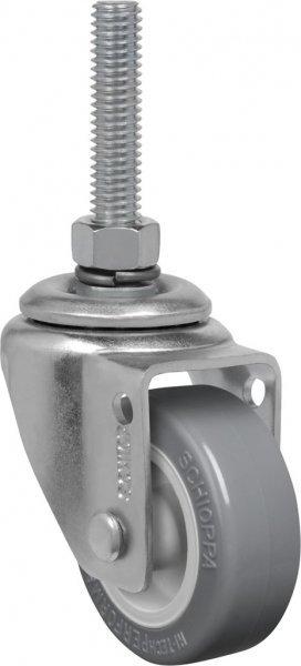 Rodízio Giratório GLAEX 210 BP-PVC