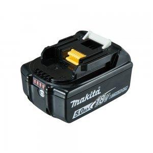 Bateria Recarregável 18V 5,0 Ah BL1850B Makita