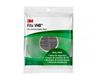 Fita VHB dupla - face 4910 Flow Pack 9,5mm x 20m 3M