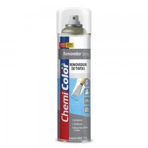 Removedor de Tintas Acrílicas Spray 400 ml Chemicolor