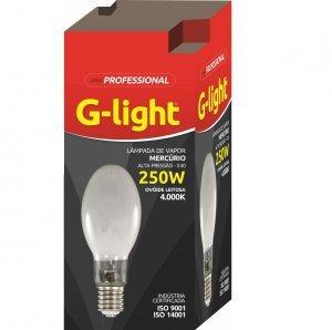 Lampada Ovaide 250w G-Light